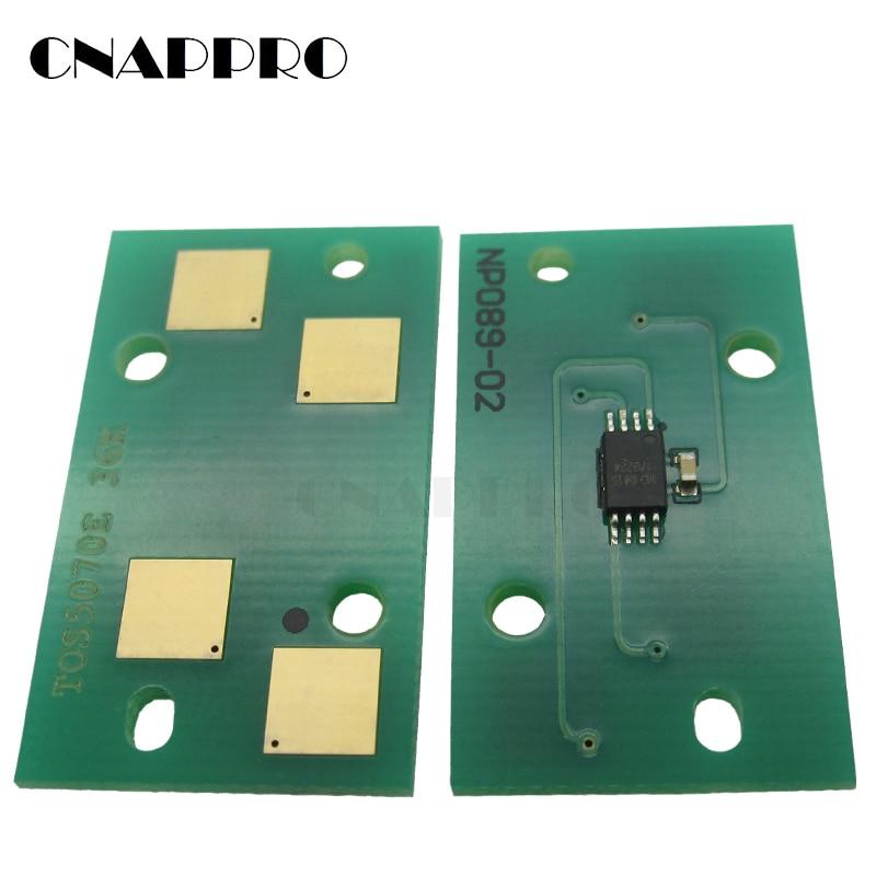 20PCS toner cartridge chip T5070 T-5070 T 5070 for Toshiba 257 307 257s 307sd 357 457 357s 457s 457s 507 T5070E reset chips