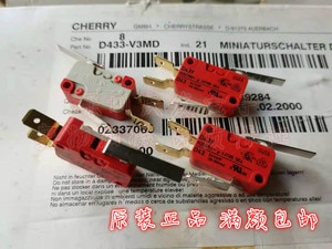 Original New 100% travel limit switch D43Y handle length 27MM large micro switch 3pin