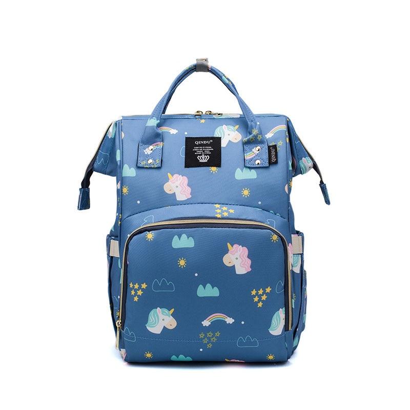 Bolso para mamá 2020, mochila portátil de gran capacidad, bolso para mujer, para salida bolsa de viaje, bolsa para madre y bebé, moda coreana