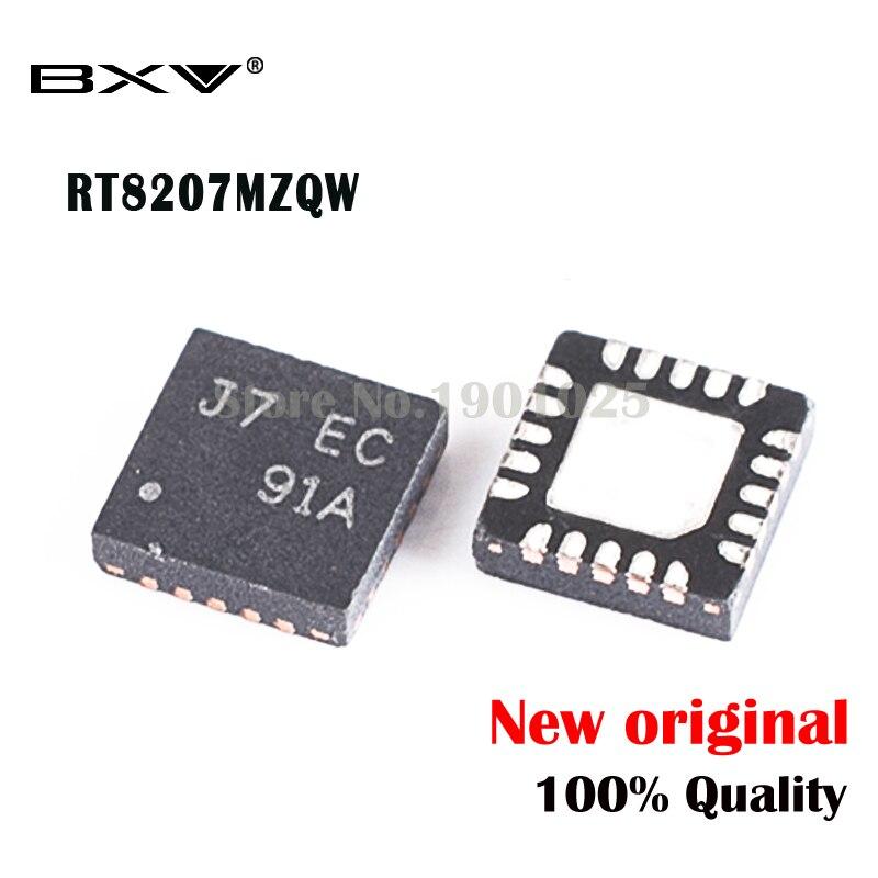 10 Uds RT8207MZQW QFN-20 RT8207M (J7 = FA J7 = SS J7 FF...) nuevo original
