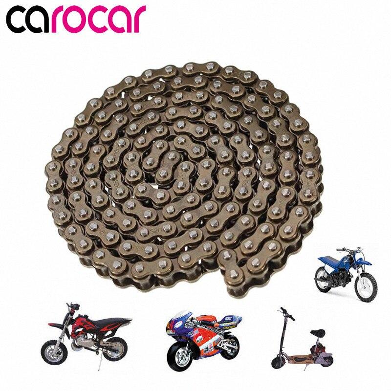 Carocar 25H Chain Spare Master Link For 47cc 49cc Mini Dirt ATV Quad Go Kart Dirt Pocket Mini Motor Bike Motorcycle 136 144 158