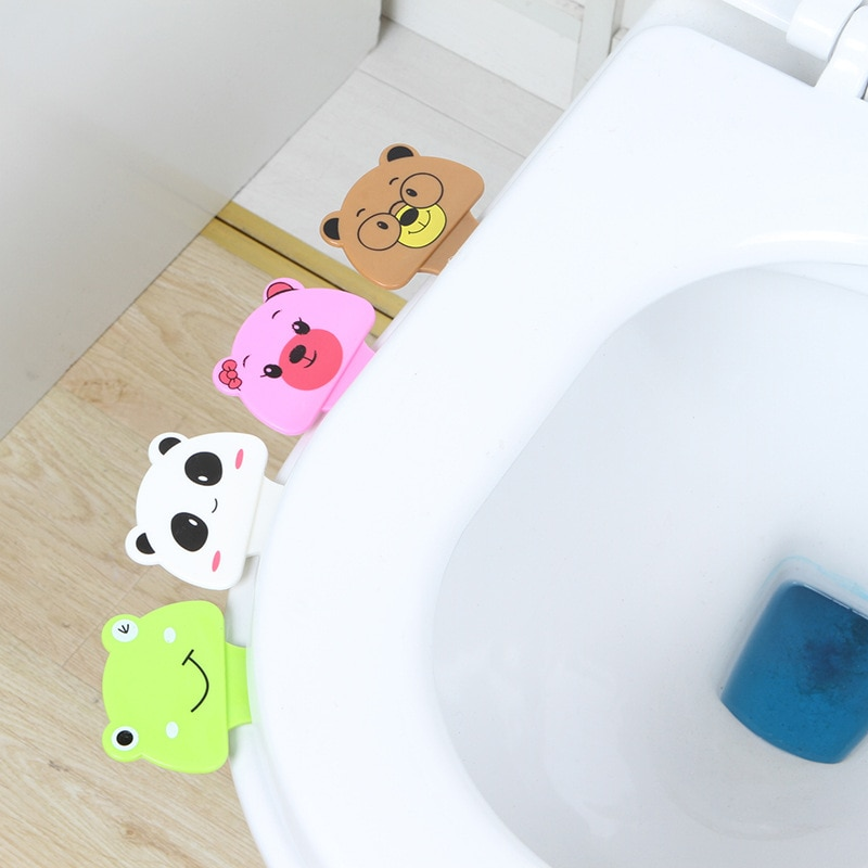 1pcs portátil assento do toalete levantadores conveniente para o dispositivo da tampa do toalete é mencionar toalete potty anel lidar com casa de banho produtos conjunto Levantadores assento vaso sanitário    -