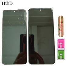 100% Test Mobile Phone For Wiko Ride 3 LCD Display With Touch Screen Digitizer Panel Front Glass Sen