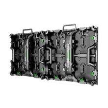 DJ Stage LED spécial panneau taille 500x500mm extérieur étanche P3.91 moulage sous pression en aluminium LED armoire 1/16 Scan HD affichage