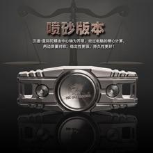 A139 Titanium Legering TC4 Vingertop Gyro Vinger Gyro Keramische Lager Spiraal Decompressie Edc Gadget