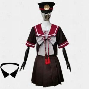Anime Toilet-bound Jibaku Shounen Hanako-kun Yugi Amane Cosplay Hanako kun Costume custom-made