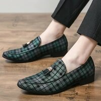 korean fashion mens shoes mixed color casual shoes summer mens business shoes suitable for middle aged dad oxford shoes e39 45