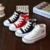 เด็กรองเท้าสำหรับสาวรองเท้าเด็กรองเท้าผ้าใบแบบสบายๆรองเท้าผ้าใบ Zapatillas รองเท้าเด็กหญิงเล็...