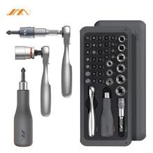 JIMI 41 en 1 tournevis S2 embouts magnétiques clé à cliquet tournevis Kit bricolage outil de réparation domestique