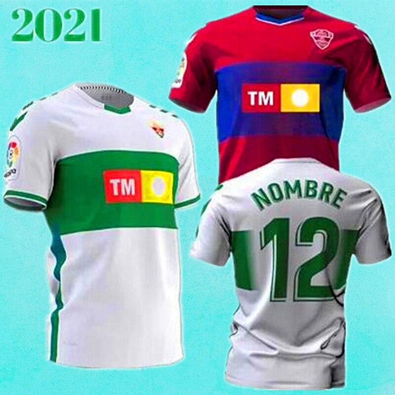 Camisetas de fútbol del Albacete, 20, 21, ELCHE CF, 2020, 2021, #9,...