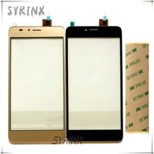 Syrinx Free Tape Touch Screen Digitizer Panel Glass For BQ 5510 BQ-5510 BQS 5510 BQS-5510 Strike Power Max Touchscreen Sensor