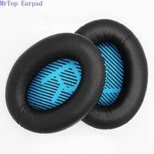 Ersatz Ohr Pad Kissen Memory Foam Ohr Tasse Reparatur forBose Kopfhörer Ruhigen komfort 2 Qc2, Qc15, 25 Qc25, Ae2, Ae2I , Ae2W