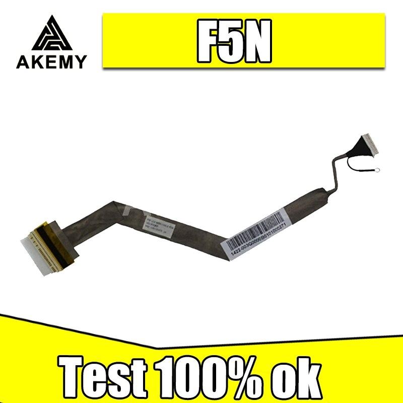 Línea de pantalla para For Asus F5N F5R X50C X50RL X50GL PRO50...