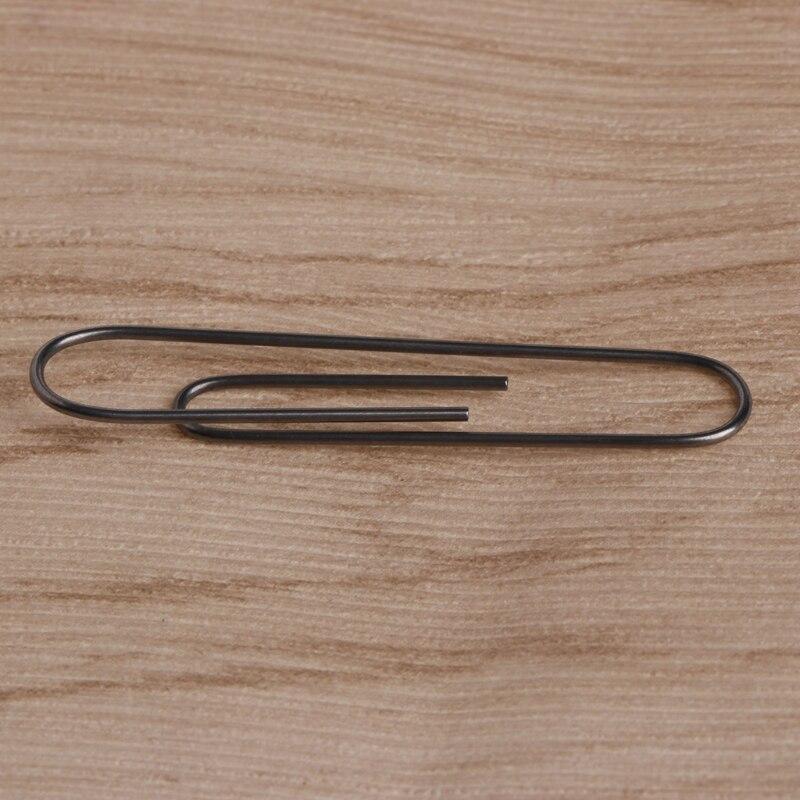 Doblado automático clip Aleación de nitinol con memoria de forma de truco de magia Q6PD