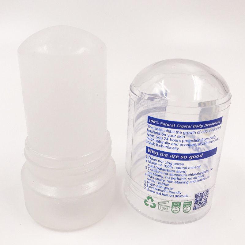 Top Luxury Best Hot Sale Body Deodorant Alum Stick Underarm Remover Body Smelly Block Antiperspirant Dropshipping SMJ