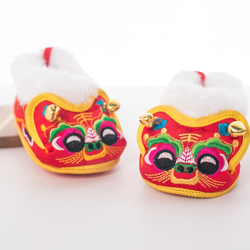 baby-infant-soft-shoes-winter-thick-newborn-baby-shoes-china-classic-embroidery-tiger-cotton-shoes-for-baby-boy-girls-birthday