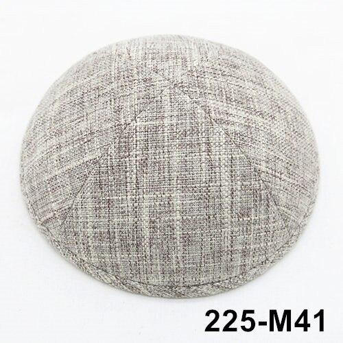 Kipa kippot kippah19cm boné judeu gorro chapéu kipa yarmulke crânio