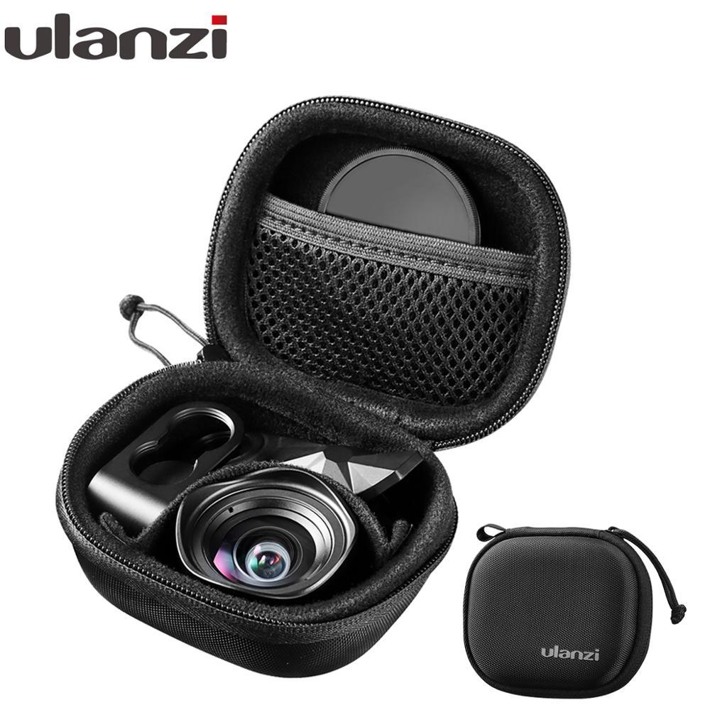 Ulanzi Eva Storage Lens Bag for Ulanzi Anamorphic Lens Wide Angle Lens Fisheye Telephoto Lens Waterproof Protective Bag