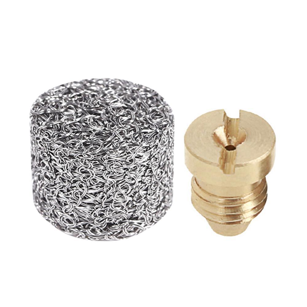 Stainless Steel Foam Lance Filter High Presure Car Washing Foam Pot Filter Cartridge Lance Mesh Tabl