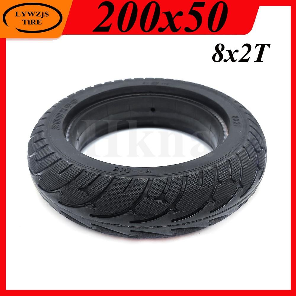 Neumático sólido de 8 pulgadas para patinete eléctrico RUIMA Mini 4 PRO,...