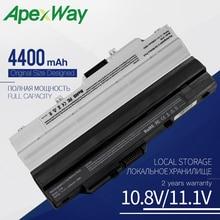 U100 Nouvelle Batterie Dordinateur Portable Pour MSI BTY-S11 BTY-S12 VENT U200 U210 U230 L1300 L1350 L1350D U100X U100W U135DX U210 U270 U90X Wind12