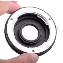 Bague dadaptation pour objectif Minolta MD MC vers Sony Alpha AF MA caméra de montage A77 II A99 A580 et dautres modèles Focus Infinity MD/MA