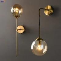 IWHD     lampe murale au design nordique moderne  luminaire decoratif dinterieur  ideal pour une chambre a coucher  une salle de bain  un miroir ou des escaliers