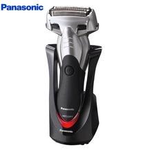 Panasonic Orignal ES-BSL4 Elektrische Rasierer Drei-kopf Kolben Lade Rasierer mit Trimmer für Mann Wasserdichte Wiederaufladbare