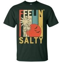 feeling salty t shirt love beaches shirt