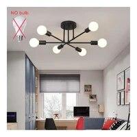 livingroom chandeliers modern indoor lighting pendant diningroom hanging fixture led suspension bedroom decoration luxury nordic