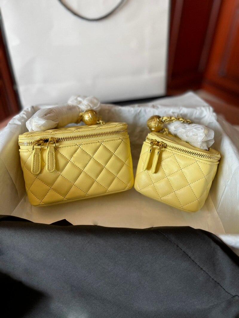 101933 34 2021New المرأة لطيف وتنوعا صندوق صغير حقيبة سلسلة حقيبة حزمة قطري