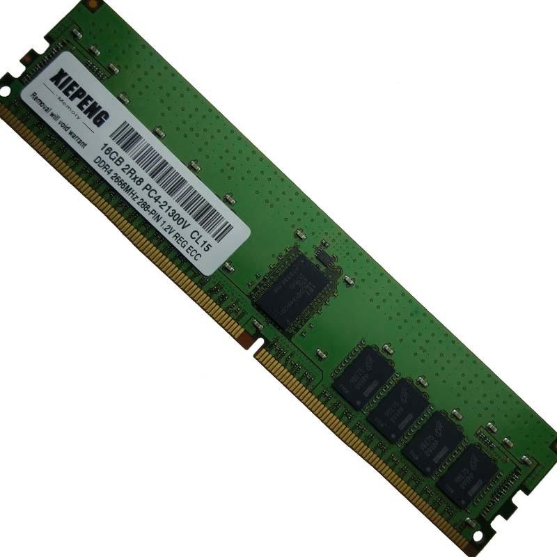 ل إنتل الخادم مجلس S2600STB S2600STBR S2600STQ S2600STQR S2600ST 16GB 2rx4 PC4-21300 ECC REG 2400MHz 32GB DDR4 19200 RDIMM