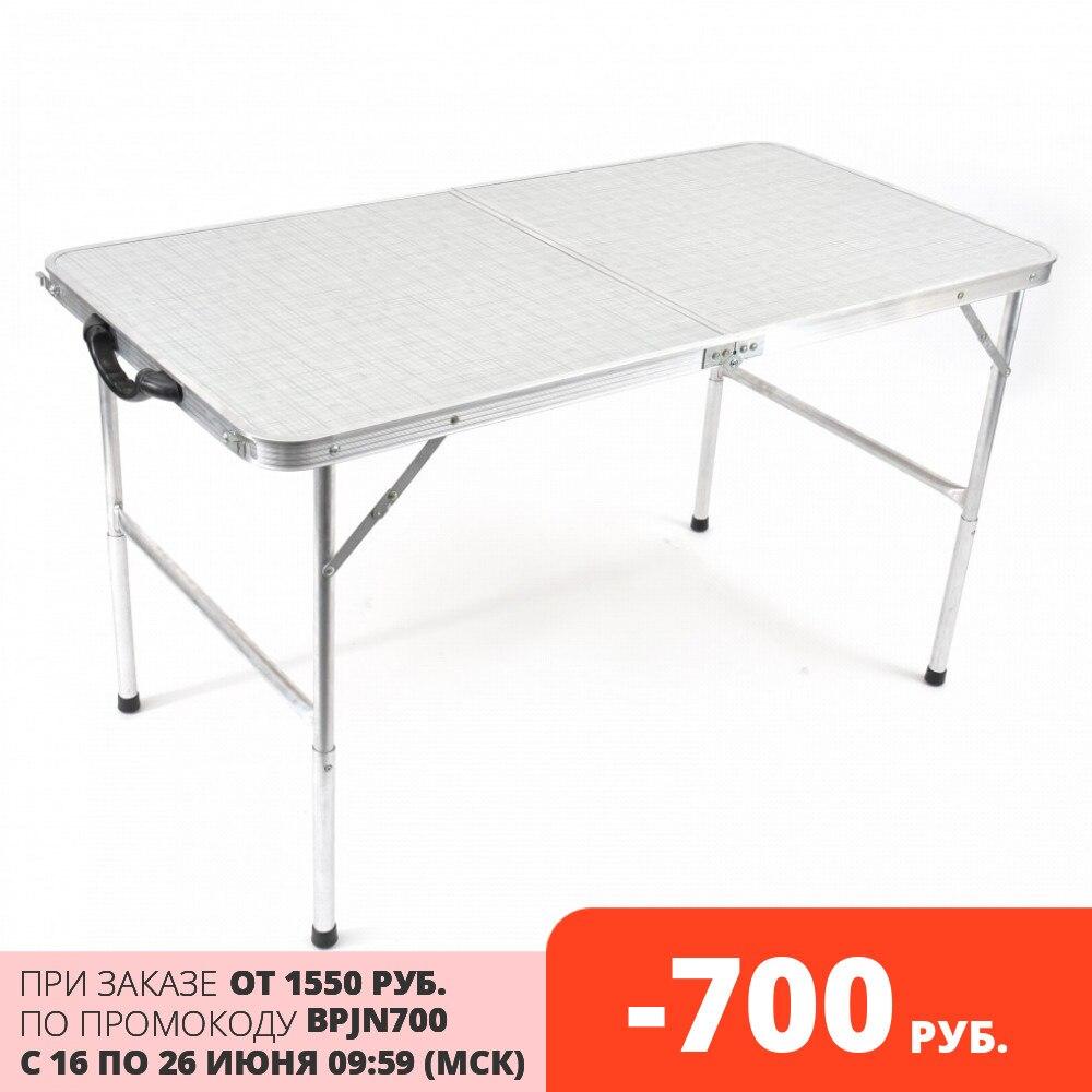 Стол раскладной Кедр влагозащищенный 60х120 см