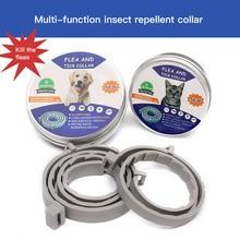 Adjustable Pet Dog Flea Collar Pet Dog Cat Anti Flea Tick Collar Mosquito Insect Collar For Protection Pet Supplies Accessories
