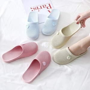 2021 new Female shoes summer new style sandals and slippers, soft bottom indoor 801-805