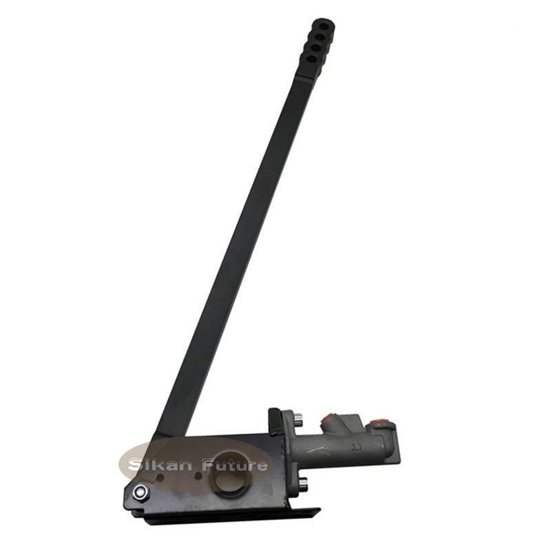 2019 General 630MM Handle Lengthened Hydraulic Handbrake Drift Lengthened Vertical Handbrake for Modified Off-road Vehicle enlarge