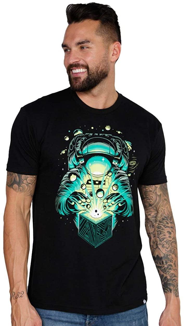 2021 Летняя мужская футболка с рисунком в AM, мужские футболки с рисунком, необычные футболки с рисунком, футболки с крутым дизайном, топы высок...