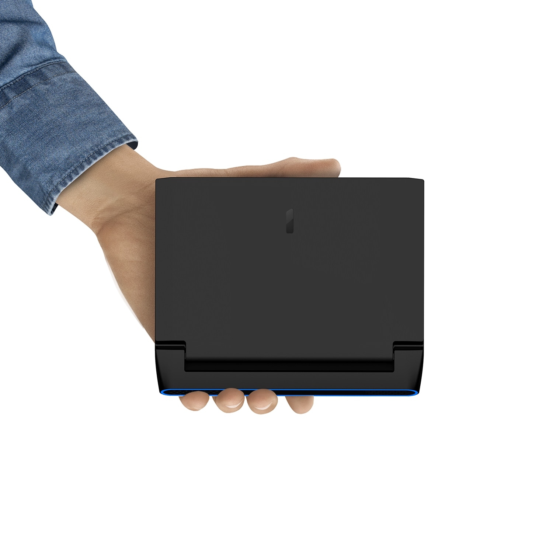 OneGX1 Pro Mini Laptop Gaming 7 inch Notebook Computer Intel I7-1160G7 16G RAM 512G PICe SSD IPS WiFi SIM 4G/5G Win10 Portable