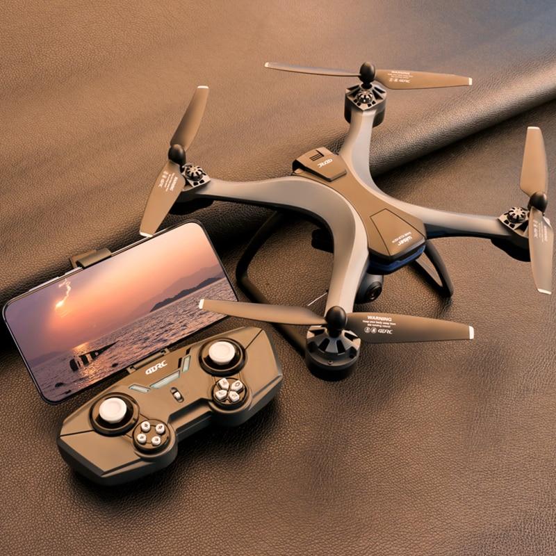طائرة بدون طيار F5 2021 جديدة مزودة بنظام تحديد المواقع العالمي 6K 4K 1080P كاميرا عالية الدقة طائرة رباعية احترافية تعمل بالواي فاي Fpv لعبة طائرة بد...