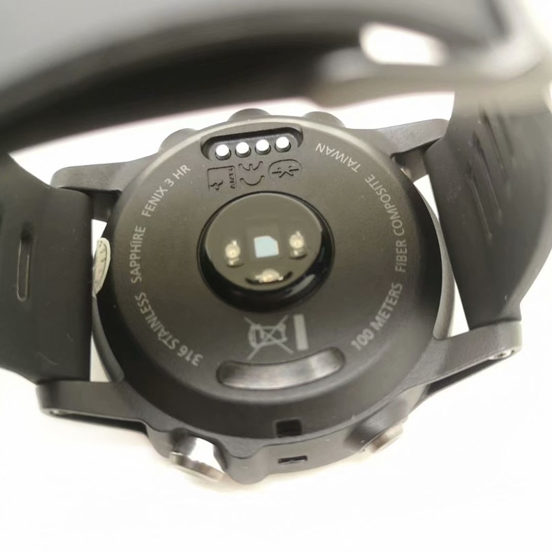 Promo garmin fenix3 HR Heart rate monitoring Mountaineering and altitude GPS Sports Smart Watch