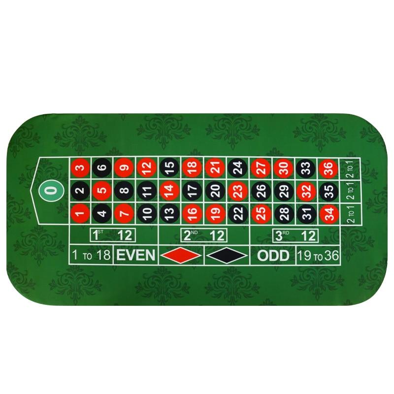 180*90 см резиновая Скатерти квадратный замши зеленого цвета для фотографирования с изображениями на игральные карты черный Jack покерный стол коврик для игр в покер, окаймленная тканью, с сумкой-0