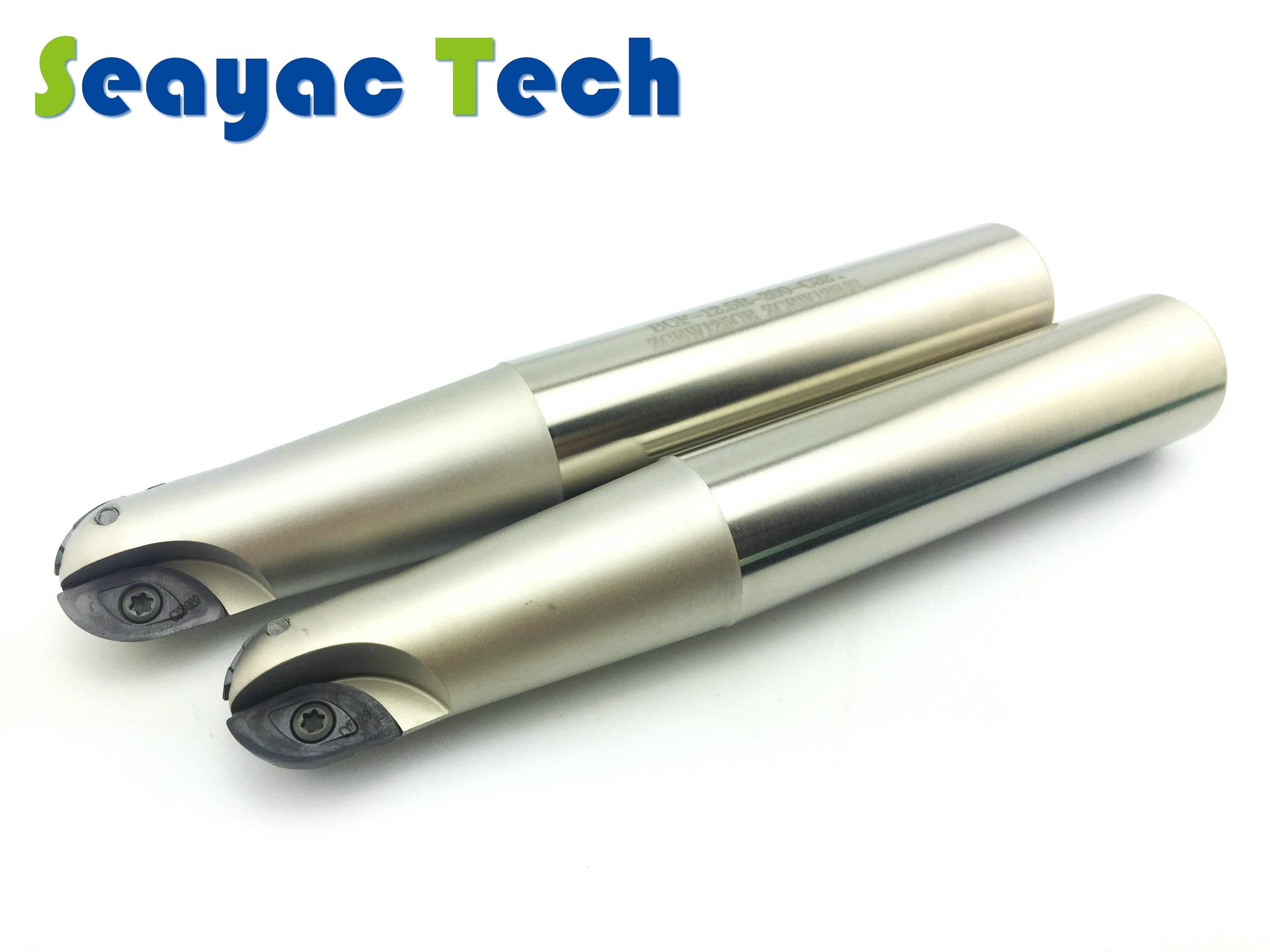 BCF kopya end freze bilyası parmak freze çakısı çubuk freze kesicisi, endekslenebilir freze araçları BCF C32-15R-150-1T tutucu