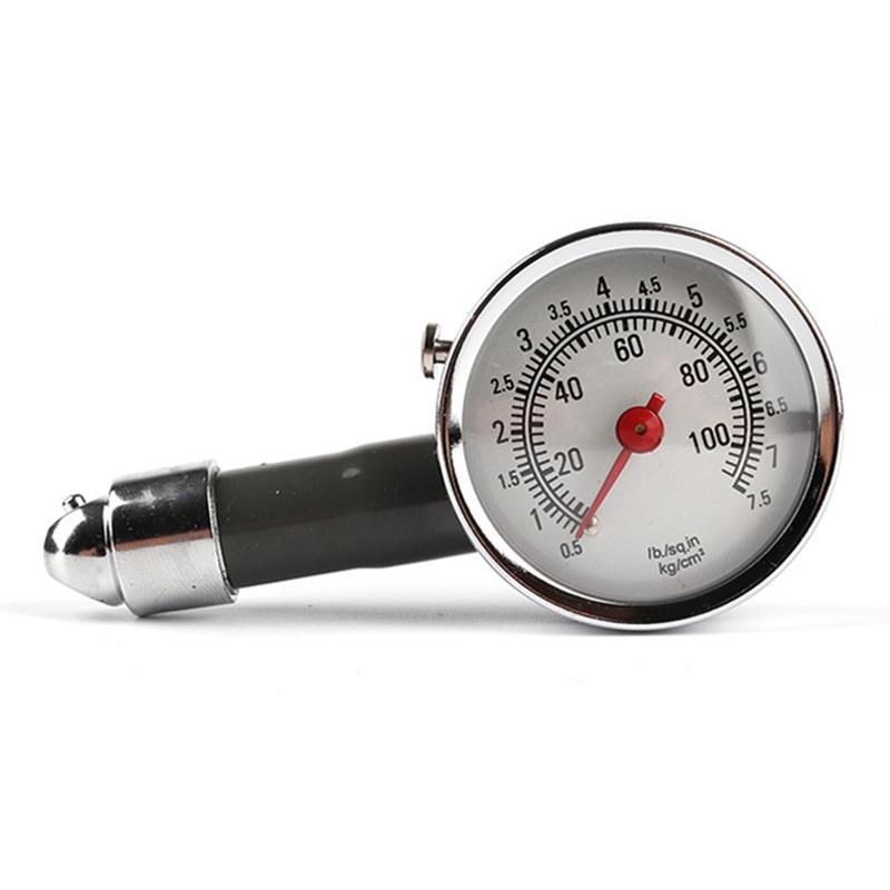 Авто шины для легковых автомобилей Давление измерителем влажности и температуры автомобильные шины Air Давление стрелочный индикатор метр ...
