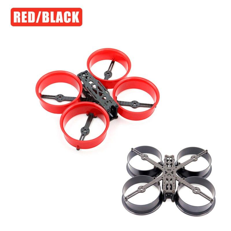 Alta calidad reptil-CLOUD-149 149mm 3 pulgadas ABS Kit de marco de fibra de carbono para RC drone de carreras FPV modelo de repuesto