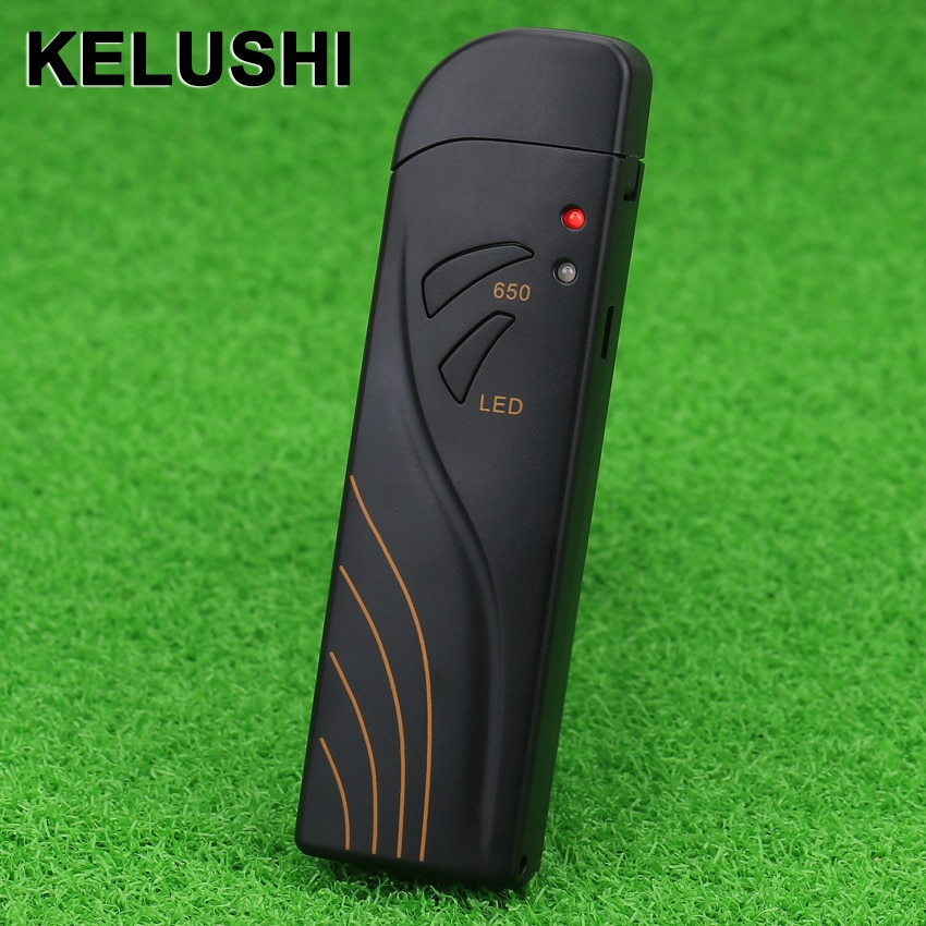 KELUSHI Fiber Optic Cable Tester Mini Red Light Source 5mW/15mW/20mW/30mW Visual Fault Locator Cable Fault Finder VFL with LED