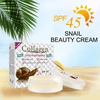 30ml collagen snail lady cream concealer brightening pearl cream moisturizing skin care beauty products skin care products