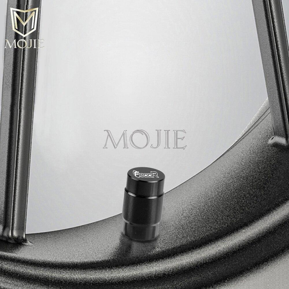 Motocicleta CNC vehículo válvula del neumático de la rueda del puerto aéreo tapas cubre macho para BMW F800R F 800 R F800 R 2009-2017, 2016, 2015, 2014