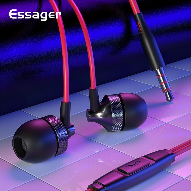 Fone de ouvido esportivo com fio 2020mm, headset intra-auricular com microfone para xiaomi, fone de ouvido mp3, novo, 3.5