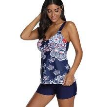 2020 bañador de mujer de talla grande Bikini Push Up sujetador de dos piezas traje de baño playa pechos grandes medias de talla grande traje de baño de dos piezas