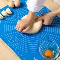 alfombrilla de silicona grande para amasar y hornear almohadillas para herramientas de cocina accesorios de l%c3%a1mina